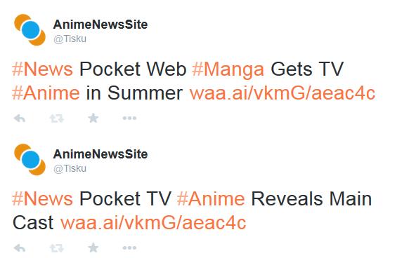 AnimeNewsSiteTweets